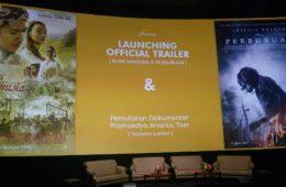 Trailer Film Bumi Manusia dan Film Perburuan