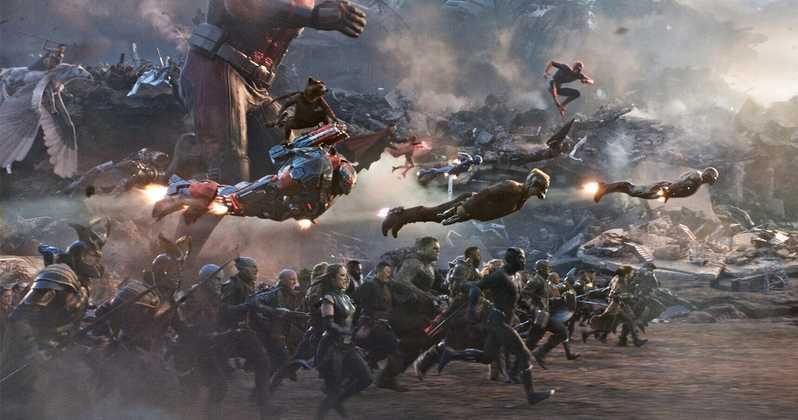 avengers: endgame avatar film terlaris