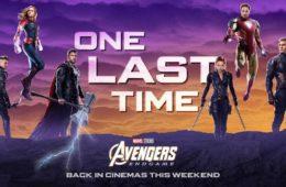avengers: endgame tayang kembali