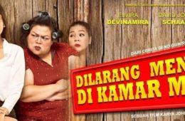 Poster film Dilarang Menyanyi Di Kamar Mandi
