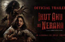 poster film Ikut Aku Ke Neraka