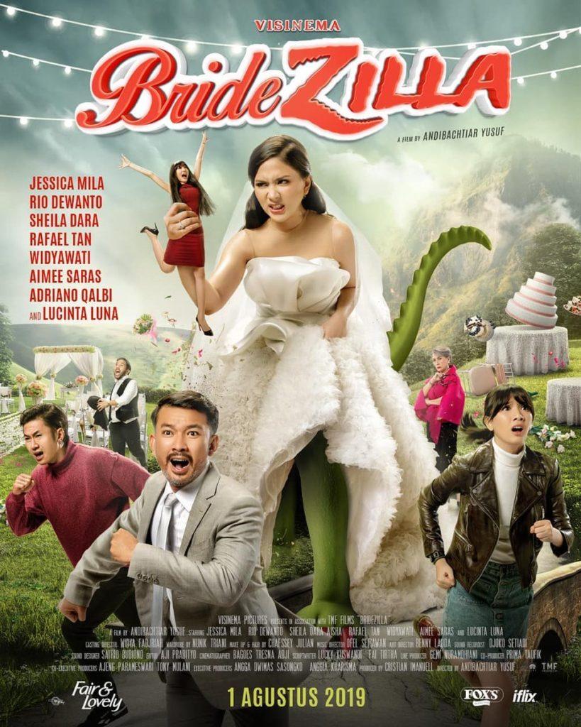 Siap Tayang di Bioskop, Ini Deretan Film Agustus 2019! - Movieden