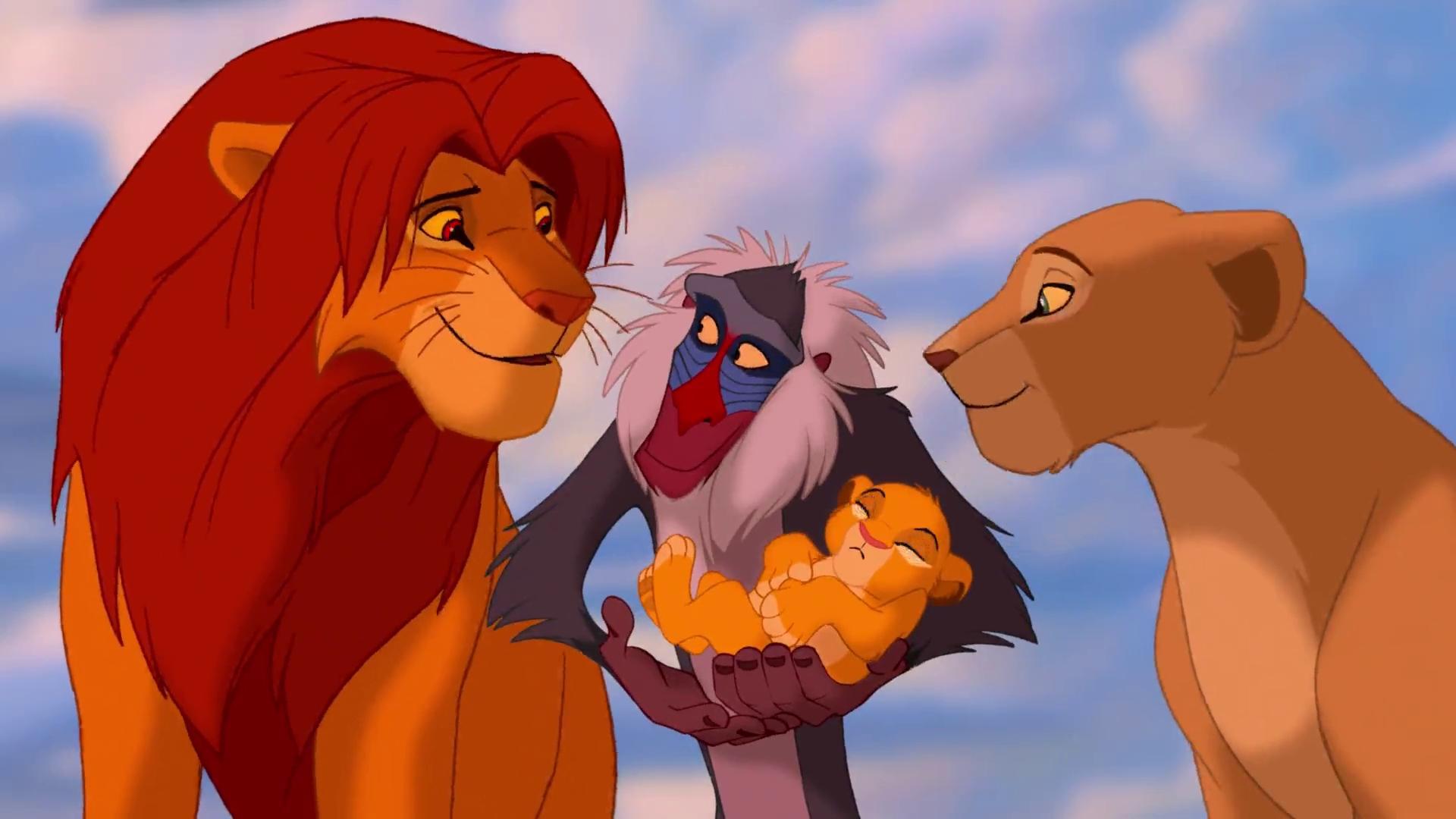 The Lion King 1994 Movieden