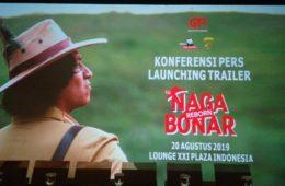 Event launching trailer Naga Bonar Reborn