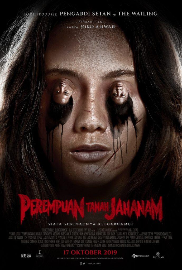 Poster-film Perempuan Tanah Jahanam