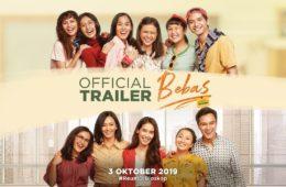 Poster film Bebas