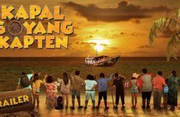 Poster film Kapal Goyang Kapten