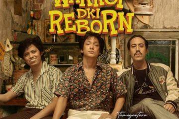 Poster film Warkop DKI Reborn 3