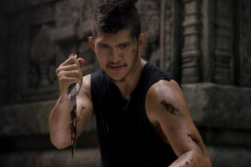iko uwais g.i.joe snake eyes