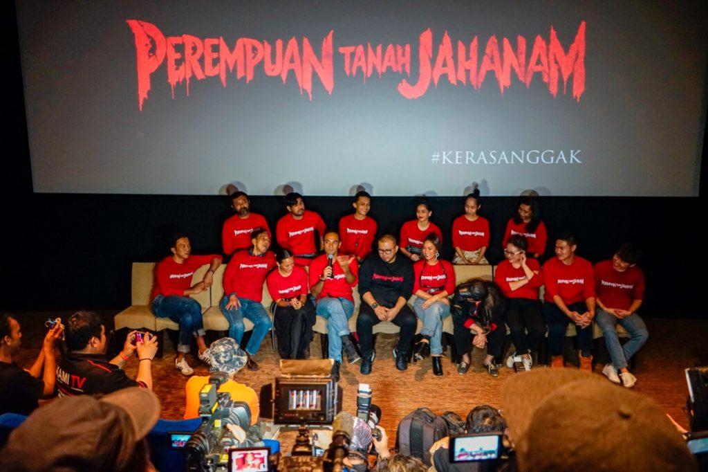 Launching Trailer Perempuan Tanah Jahanam