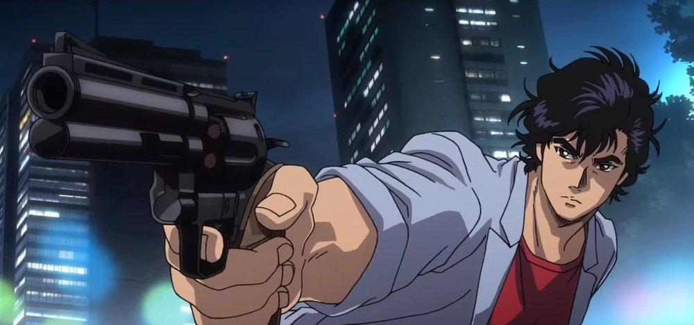 Film City Hunter: Shinjuku Private Eyes