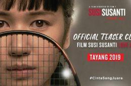 Poster film Susi Susanti: Love All
