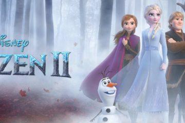Poster film Frozen II