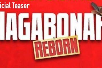 Poster film Naga Bonar Reborn