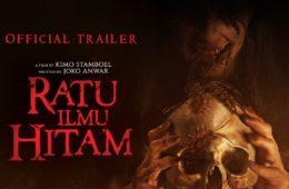 Poster film Ratu Ilmu Hitam