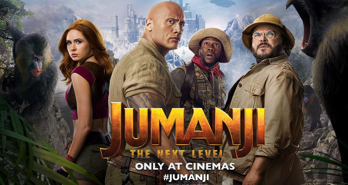Ini Reaksi Pertama Kritikus Usai Menyaksikan Jumanji The Next Level Movieden