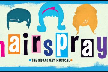 Banner Teater Musikal Hairspray