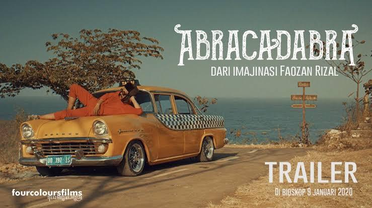 Image Result For Review Film Abracadabra