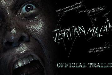 Poster film Jeritan Malam
