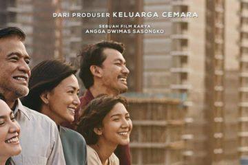 Poster film Nanti Kita Cerita Tentang Hari Ini