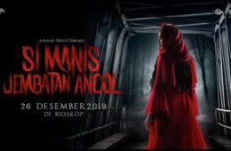 Poster film Si Manis Jembatan Ancol