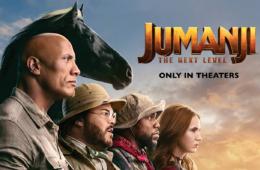 review jumanji: The next level