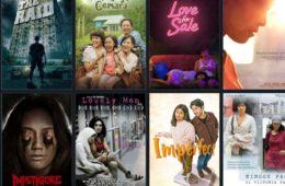 Poster 25 Film Indonesia Terbaik Dekade 2010-an