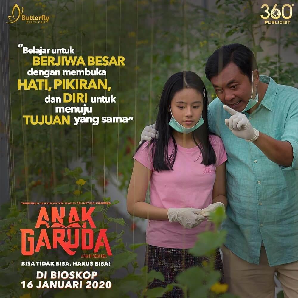 film Anak Garuda