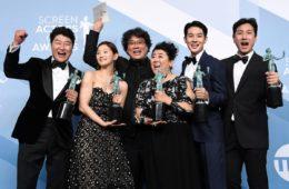 parasite sag awards 2020