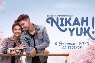 Poster film Nikah Yuk!