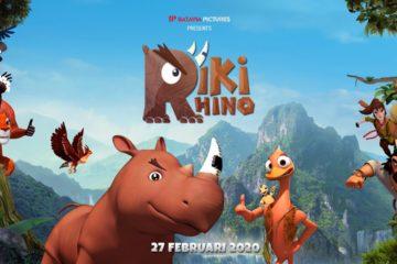 Poster film Riki Rhino