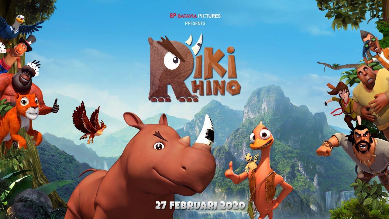 Review Riki Rhino 2020 – Animasi Tentang Satwa