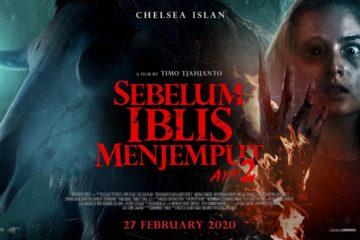 Poster film Sebelum Iblis Menjemput Ayat 2