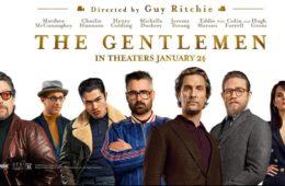 Poster film The Gentlemen