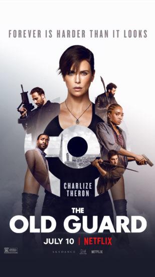 film netflix tayang juli 2020 - the old guard
